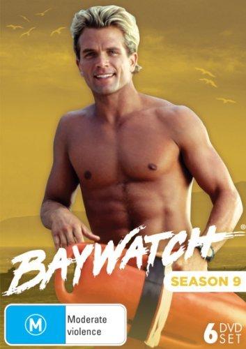 Los vigilantes de la playa / Baywatch (Season 9) - 6-DVD Set ( Bay watch - Season Nine ) [ Origen Australiano, Ningun Idioma Espanol ]