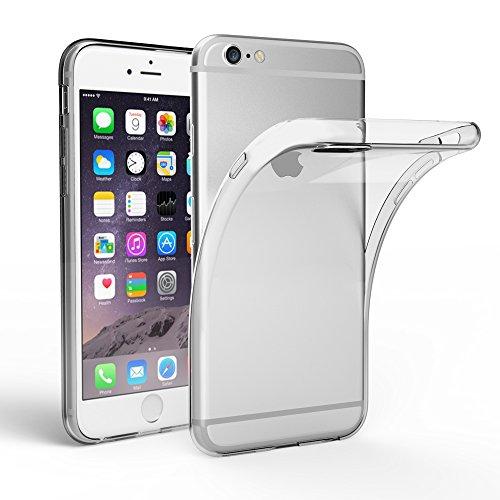iphone 6s easyacc tpu h lle durchsichtig im test. Black Bedroom Furniture Sets. Home Design Ideas
