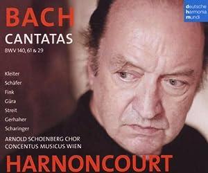 J.S. Bach: Kantaten BWV 29, 61 & 140 (Limited Edition)
