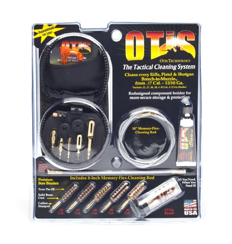 Otis Tactical Cleaning System- Rifle/Pistol/Shotgun