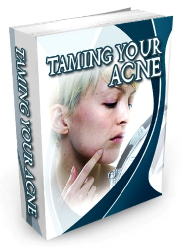 Taming Your Acne:Acne is a skin condition that holds you back... Why Suffer Needlessly?