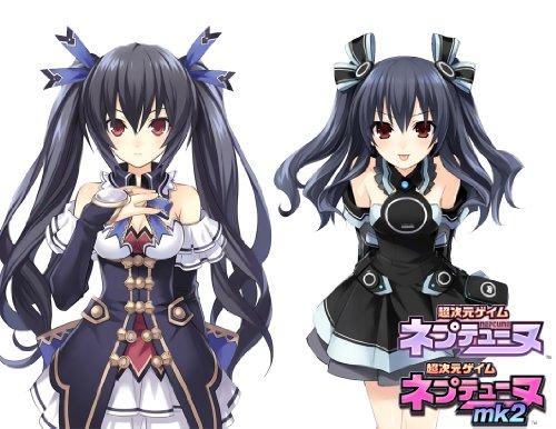 PS3ソフト 「 超次元ゲイム ネプテューヌ 」 デュエットキャラクターソングVol.2(仮)