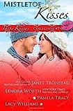 img - for Mistletoe Kisses: Part 1 (Inspy Kisses) (Volume 3) book / textbook / text book