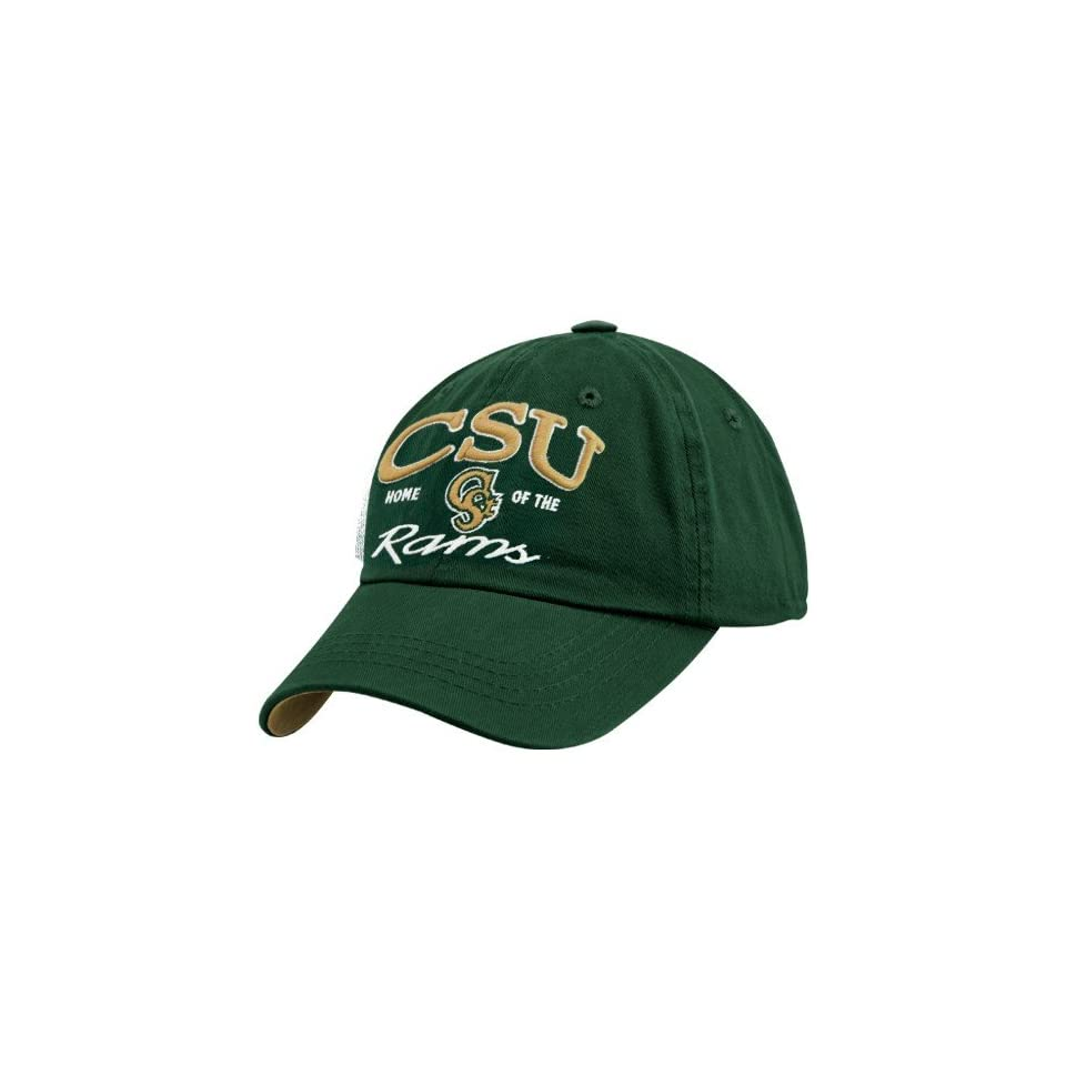 huge selection of b0f46 19522 Top of the World Colorado State Rams Green Batters Up Adjustable Hat