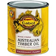 Valspar 140.0019459.005 Water Reducible Australian Timber Oil Exterior Oil Finish