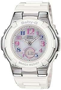 [カシオ]CASIO 腕時計 BABY-G Tripper 世界6局対応電波ソーラー BGA-1100GR-7BJF レディース