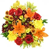 Falcon Farms Seasonal Color's Flower Bouquet