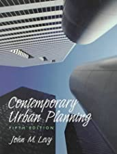 Contemporary Urban Planning by Levy