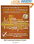 E-Learning Training Manual: Best Prac...