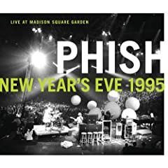 Album Cover for Phish at Madison Square Garden