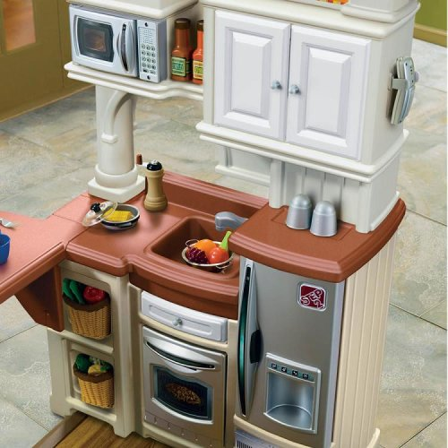 new lifestyle grand walk in kitchen advice from Bob