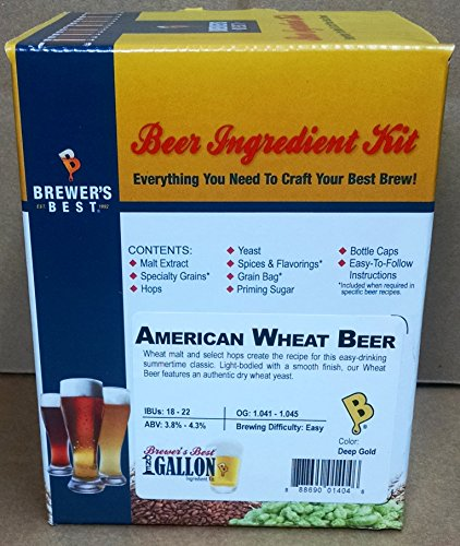 Brewers-Best-One-Gallon-Home-Brew-Beer-Ingredient-Kit-American-Wheat-Beer