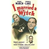 I Married a Witch [VHS] ~ Fredric March