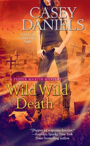 Wild Wild Death cover