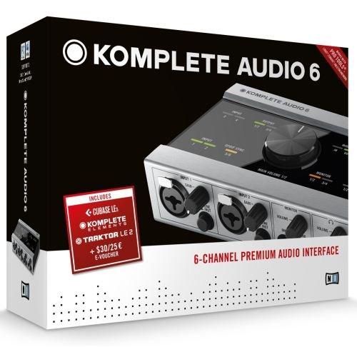 Native Instruments Komplete Audio 6 - Premium Audio Interface