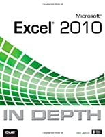 Microsoft Excel 2010 In Depth Front Cover