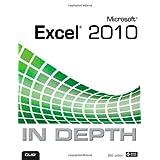 Microsoft Excel 2010 in Depthby Bill Jelen