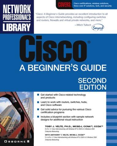 Cisco: A Beginners Guide