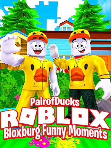 Watch Clip Roblox Bloxburg Funny Moments Pairofducks On