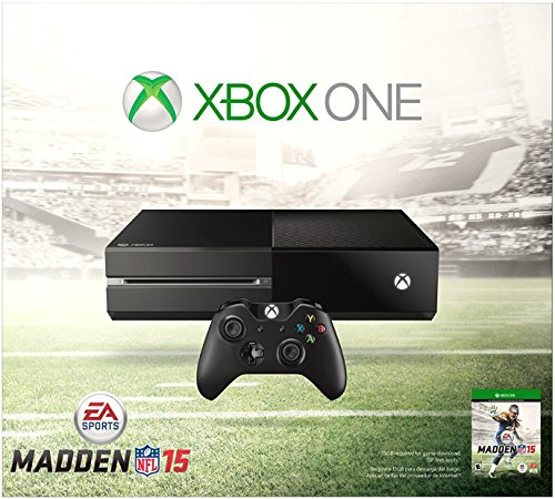 Xbox One Madden NFL 15 500GB Bundle (Kinect Sports Rivals Xbox 360 compare prices)