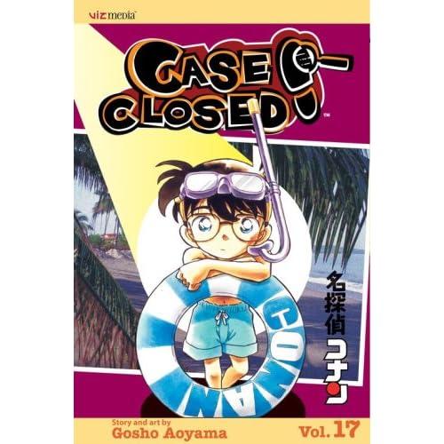 名探偵コナン コミック17巻 (英語版)