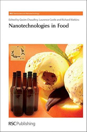 Nanotechnologies in Food: RSC (RSC Nanoscience & Nanotechnology)