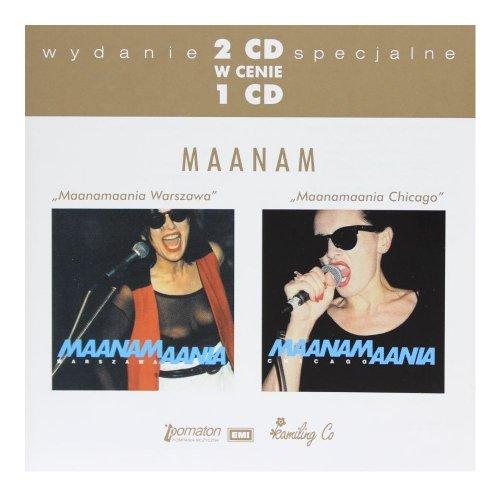 Maanam - Maanamaania Warszawa - Zortam Music