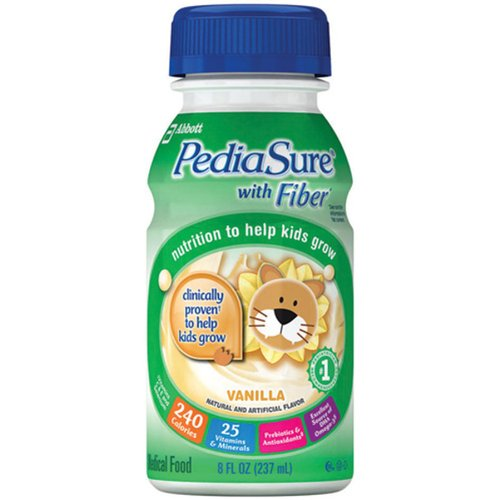 Dss Pediasure Nutritional Supplement With Fiber 8Oz (Bottle 1Each)
