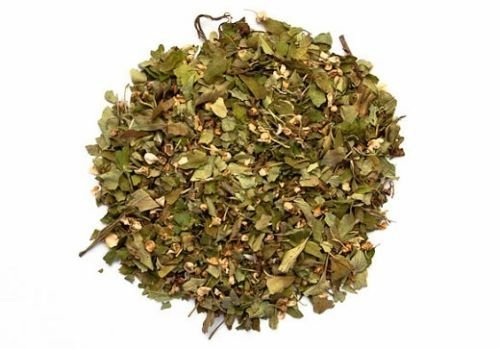 Hawthorn Tea - Loose Leaf & Flower From 100% Nature (4 Oz)