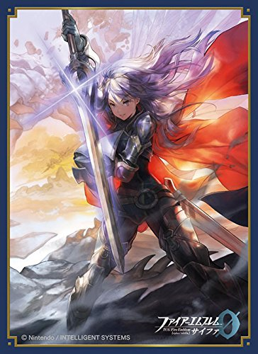Fire Emblem: 0 (cipher) Matt card sleeve collection: Lucina (No.FE06)