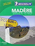 Le Guide Vert Week-end Madère Michelin