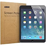 Anker® Screen Protector for Apple iPad Air / iPad Air 2 [2-Pack] - Highly-Transparent Anti-Glare Anti-Fingerprint (Matte) with Lifetime Warranty