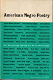 American Negro Poetry