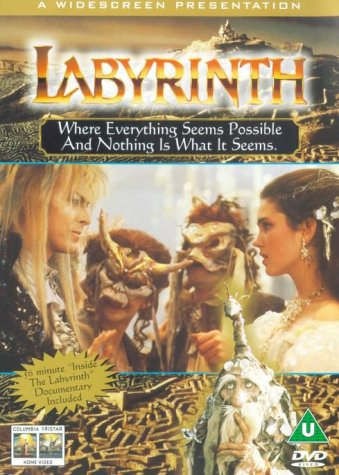 Labyrinth [DVD] [1986]