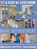 img - for Do It Yourself Home Improvement: Step by Step Guide to Home Imp book / textbook / text book