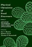 img - for Physical Chemistry of Food Processes, Volume II: Advanced Techniques, Structures and Applications book / textbook / text book