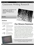 Grassroots Writing Research Journal - Issue 3.1