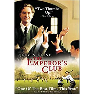 Amazon.com: The Emperor's Club (Full Screen Edition): Kevin Kline ...