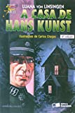 A Casa De Hans Kunst - Coleção Jabuti - 9788502022324