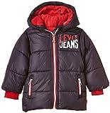 Levis Kids Levi's® Coat-Abrigo Bebé-Niños,    Azul (Dark Navy 49) 6-9 meses (74 cm)