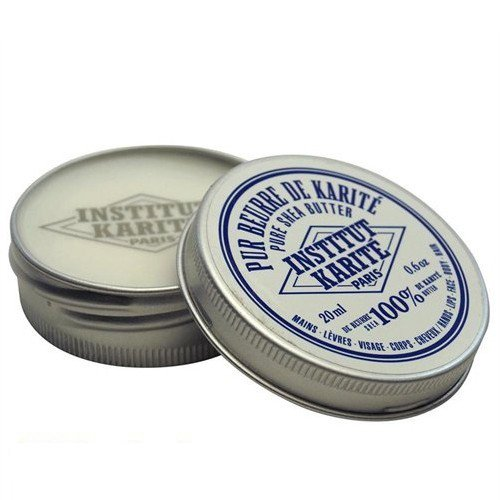 INSTITUT KARITE 100% ピュアシアバター 20ml 無香 No Fragrance 100%Pure Shea Butter インスティテュート・カリテ