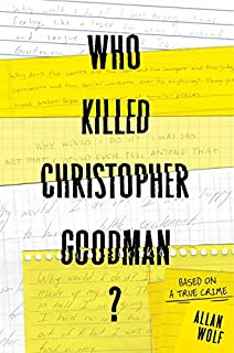Book Cover: Who killed christopher goodman