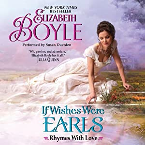 Rhymes With Love Series books 1 & 3 (REQ) - Elizabeth Boyle