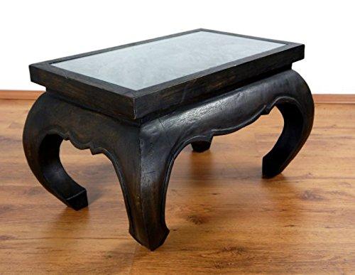 Opiumtisch-in-schwarz-mit-Elefantenschnitzerei-58x38x41cm-Beistelltisch-bzw-Couchtisch-aus-Massivholz-Asiatischer-Holztisch-als-Kolonialstilmbelstck
