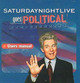 Saturday Night Live Goes Political CD rom (輸入版)