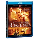Jet Li's Epic Classic The Legend Blu-Ray Disc