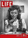 LIFE Magazine January 18, 1943