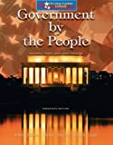 Government by the People, National, State, and Local, Election Update (20th Edition) (013193886X) by Burns, James