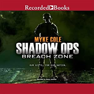 Shadow Ops, Book 3: Breach Zone Hörbuch