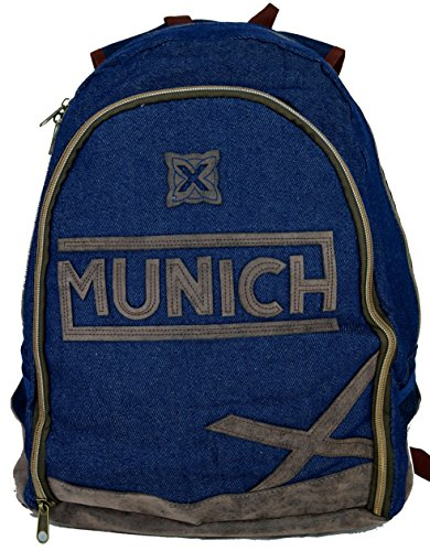 Zaino Munich Uomo Donna Backpack Men Women fashion Jeans country